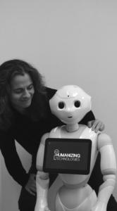 Lara Lammer, Prokejtmanagement Humanizing Technologies