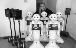 Sabrina Jung Assistent to Management Humanizing Technologies